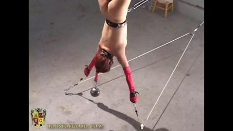 Houseofgord - Sasha Monet - Inverted Water Torture HD 2015