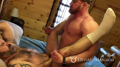 Deviant Man - Eisen Loch & Jake Dakota - The Bareback Rangers of Buck County