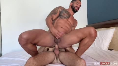 Rob Campos and Octavio
