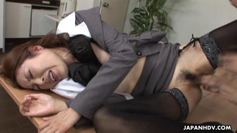 Emiri Mizukawa - Full Hardcore At The Office (2020)