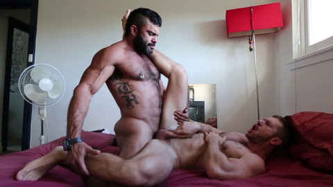 Rogan Richards fucks Skips asshole (1080p)