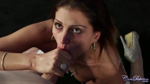 Eva Johnson Swinger Facial