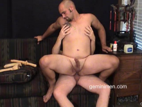 Gemini Men - Blake Gets Fucked