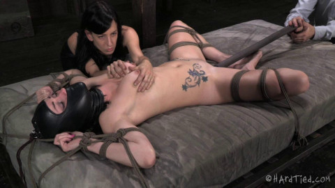 Double Team Tease - HardTied HD