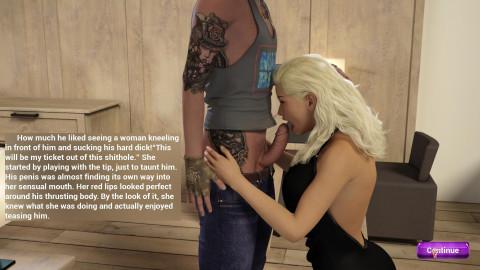 Cyndy A Porn Adventure