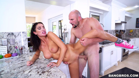 August Ames Fucks So Great!