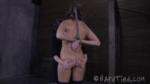 Hardtied Extreme Rope Bondage video 66