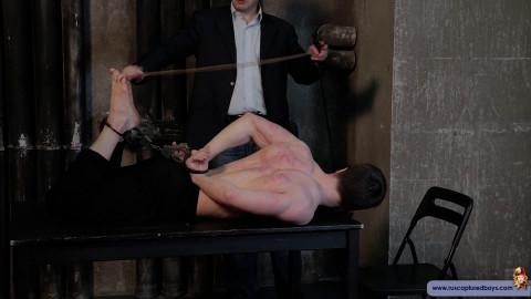 RusCapturedBoys - Interrogation of the Hooligan - Part I