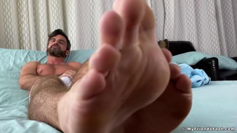 You: At Sawyers Feet