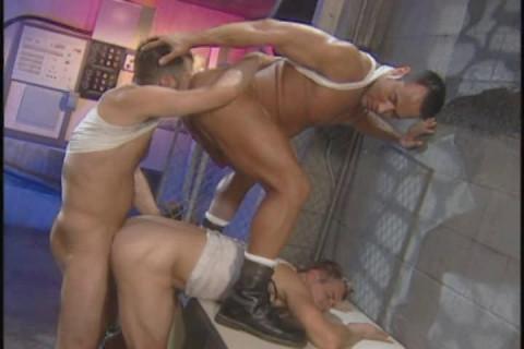 Trapped Vol. 1 (Sex Drenched) - Nick Mazzaro, Brad Rock, Derek Foster