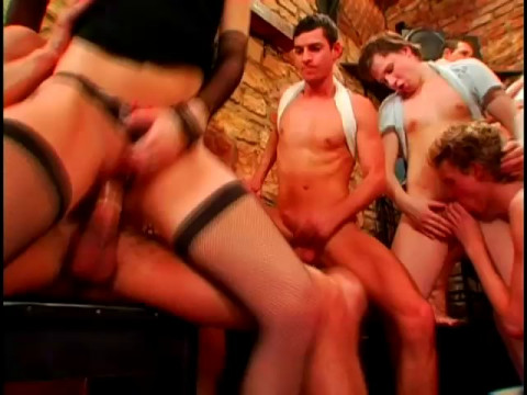 Bisex Party Vol 6 - Biker Bang
