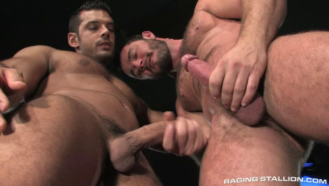 Marcus Ruhl and Jessy Ares
