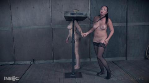 Nyssa Nevers, Nadia White - Carousel of Pain