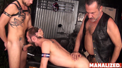 Ethan Palmer & Victor Cody - Tough As Leather - Part 1