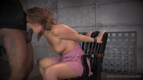 Realtimebondage - Aug 05, 2014 - Maddy O'Reilly is throat trained- Emma Haize