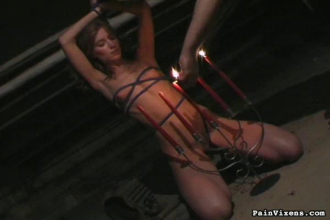Pain Vixens - Bondage Videos 4
