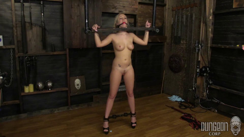 Bodacious Bailey Bratty In Bondage Part 1