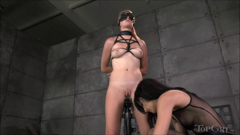 Tight tying, spanking and torment for very hot slut HD 1080p