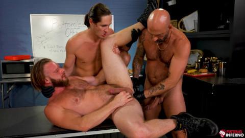Bottomless Cafe Sc 2 - Drew Sebastian, Tony Orlando & Brian Bonds