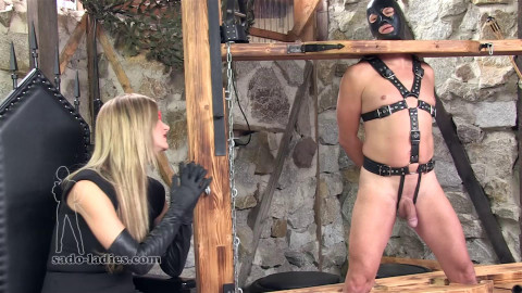 Teased And Ruined By Nikki Whiplash (HD)