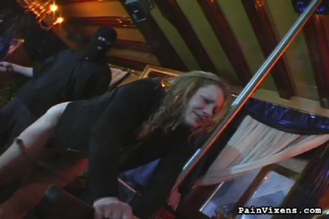 Painvixens - Aug 25, 2010 -  Spanking And Humiliation