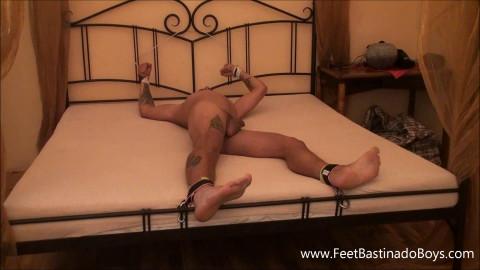 FeetBastinadoBoys - Milan An. Caning