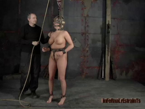 Vip Beautifull New Gold Sweet Collection Infernal Restraints. Part 6.