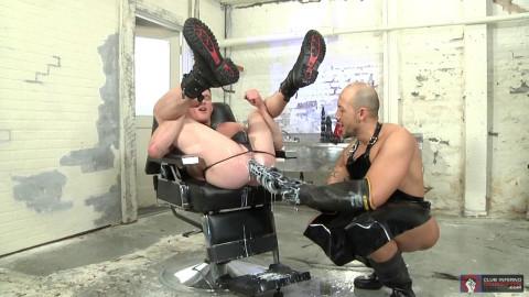 Hole Busters 6, Scene 02: Jackson Lawless, Jordano Santoro