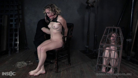 Katie and Cora Punished Together