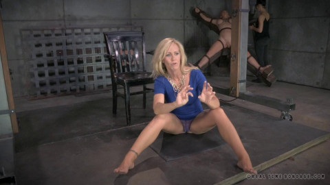 Golden-haired MOTHER ID LIKE TO FUCK Simone Sonay worked