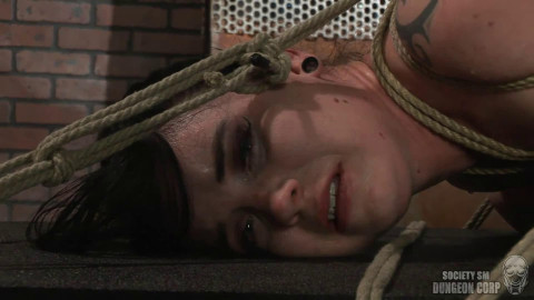 Bondage, spanking, strappado and castigation for excited cutie part 1 Full HD 1080p