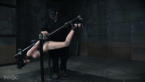 Corporal castigation - Charlotte Sartre