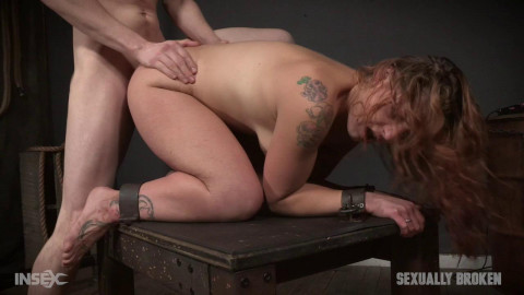 Sexuallybroken - Jan 08, 2018 - Butt Stuff