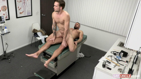 The Testosterone Injection - Marco Napoli and Trent Marx 1080p