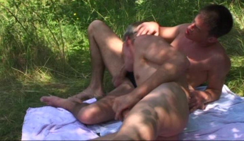 Nature Fuck With Young Guys