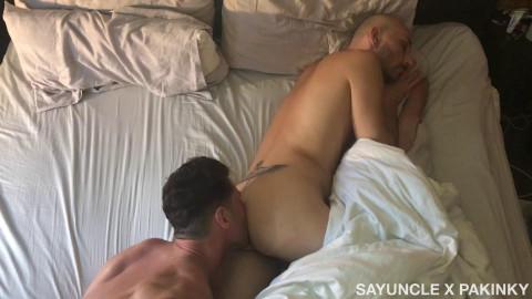 SuPC - Morning Treat: JP Philips, Phillip Logan Bareback
