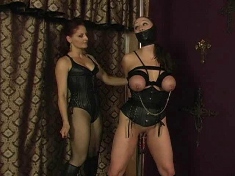 Jewell Marceau Productions-Cheerleaders In Bondage