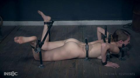 Winter Tortures For Skinny Slave Ashley Lane