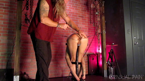 Sensualpain - Jul 28, 2016 - Bound Purgatory now Malleable part 2 - Abigail Dupree