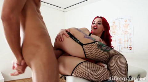 Jasmine James – A Big Cock Massage