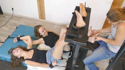 FrenchTickling Bdsm Porn Videos Pack part 5