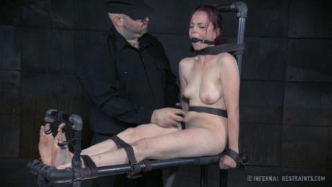 Filthy Ivy Addams Punished Hard