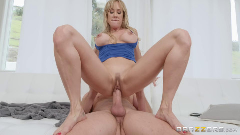 Brandi Love - Mounted By Milf (2018)