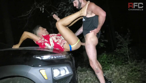 Raw Fuck Club - Alex Montenegro and Romeo Davis