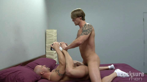 CocksureMen - 085 - David Taylor and Brock Armstrong
