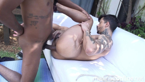 Gustavo Ryder and Dito - Perso Anal