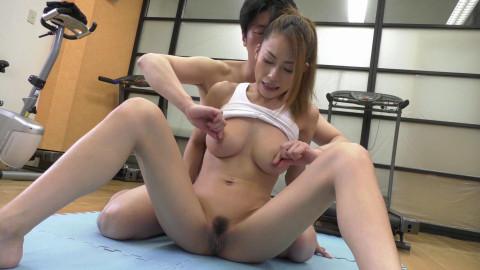 Kanna Kitayama - Big mambos instructors fucking lesson!
