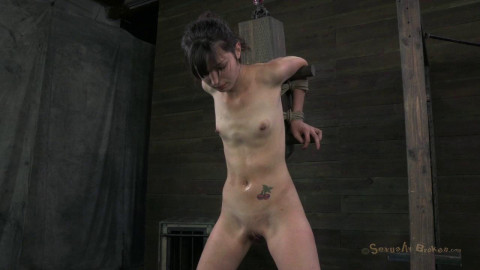 20yr Innocent Girl Next Door, Finds Deep Brutal Throat Fucking Are All About!