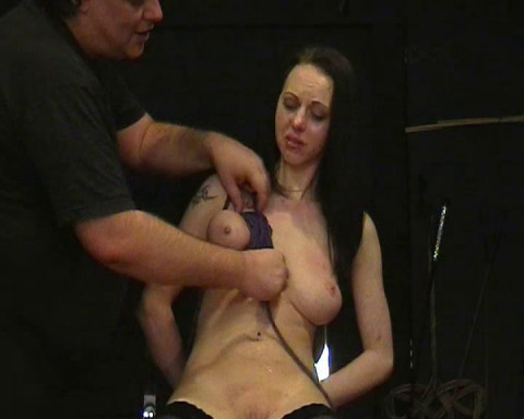 Slavegirl Emily Sharpe - Tears, Terror and Torments