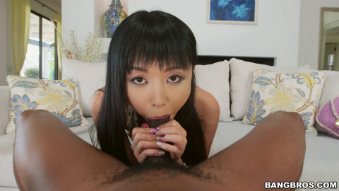 Marica Hase - Shy Japanese Girl Gets Monster Anal - April 12, 2016
